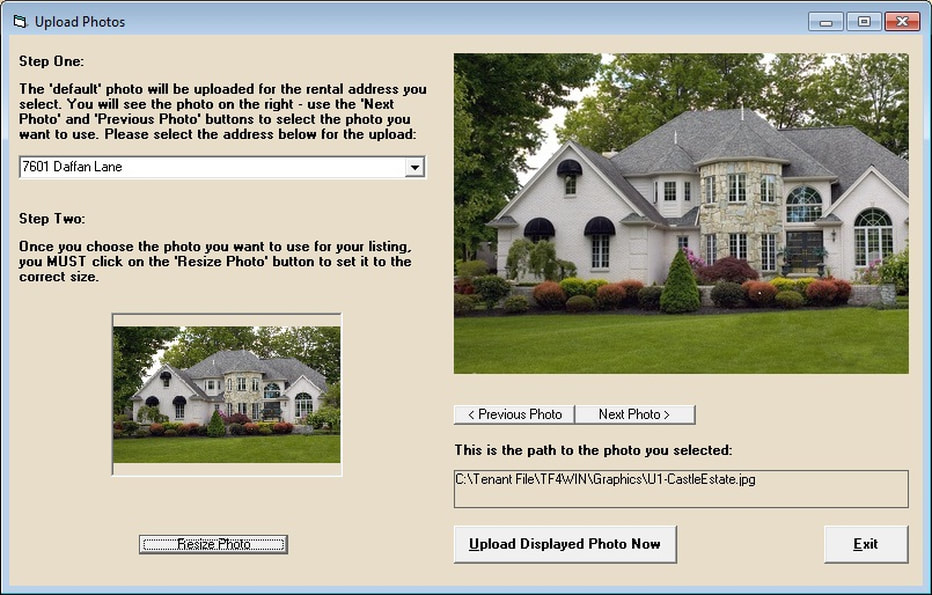 RentalWIZ rental property software